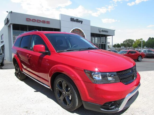 New 2018 Dodge Journey CROSSROAD AWD Sport Utility Albuquerque, NM