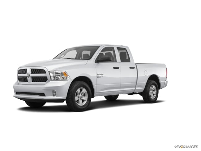 New 2019 Ram 1500 CLASSIC TRADESMAN QUAD CAB 4X2 6'4 BOX Quad Cab Albuquerque, NM