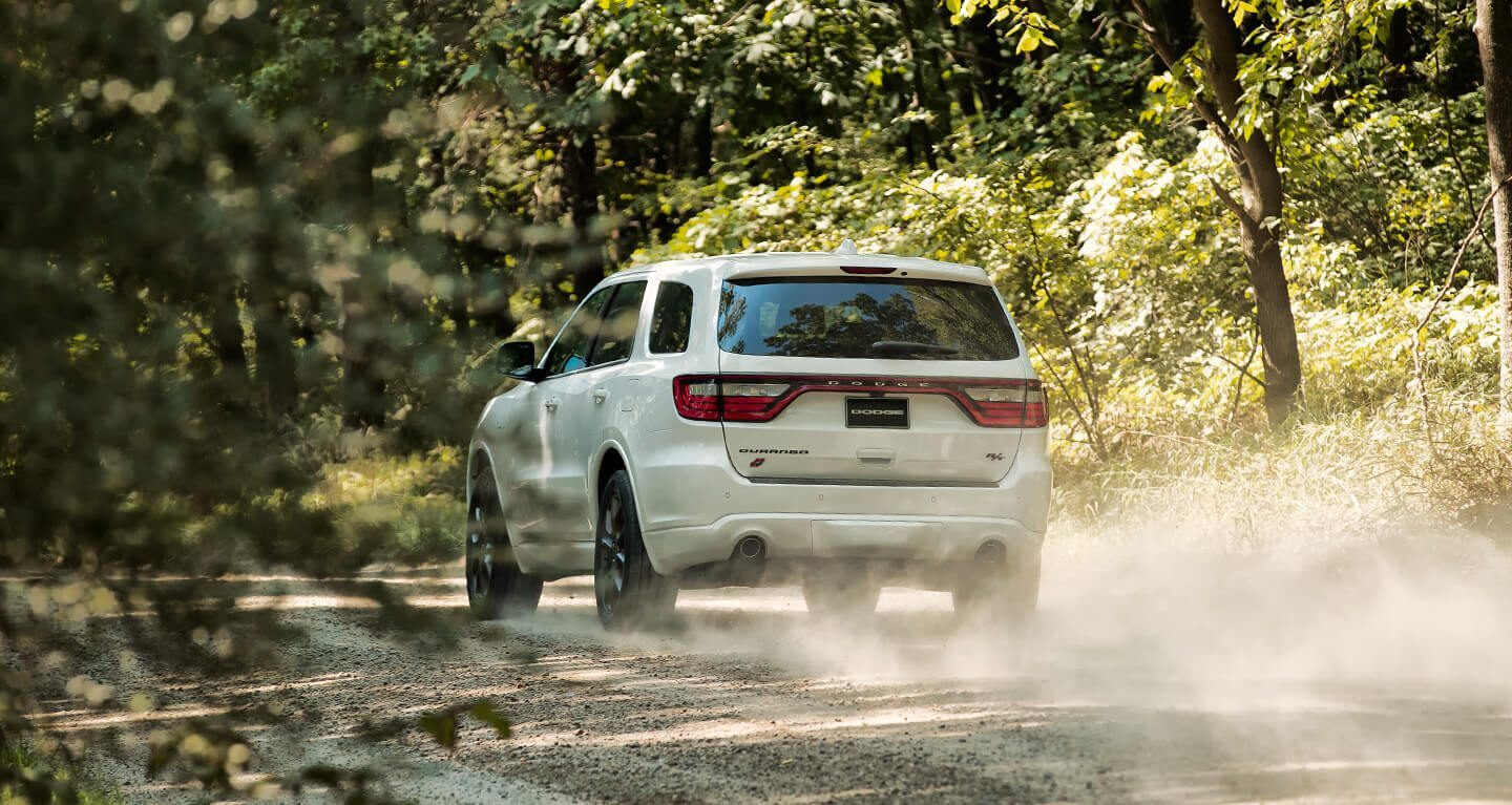 Test drive the 2020 Dodge Durango near Santa Fe NM