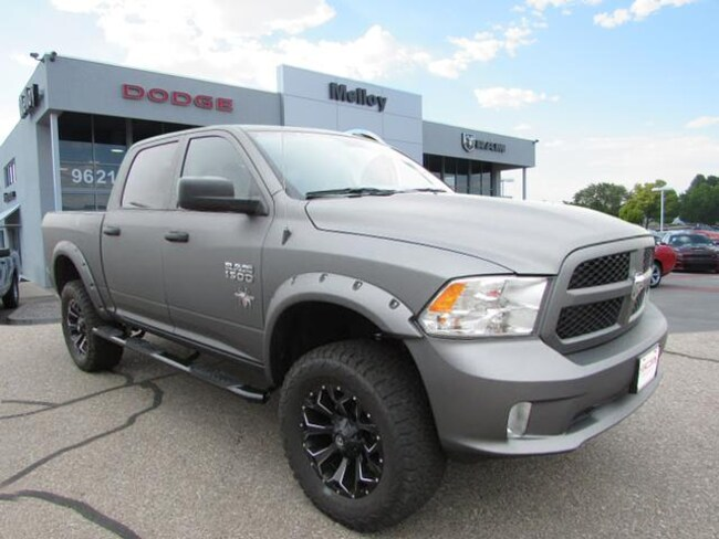 New 2018 Ram 1500 EXPRESS CREW CAB 4X4 5'7 BOX Crew Cab Albuquerque, NM