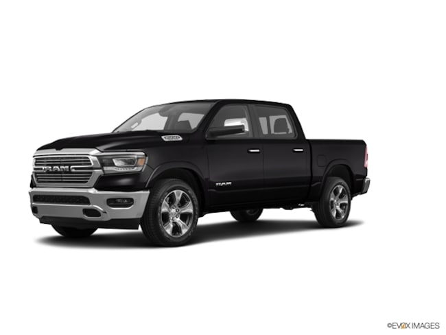 New 2019 Ram 1500 REBEL CREW CAB 4X4 5'7 BOX Crew Cab Albuquerque, NM