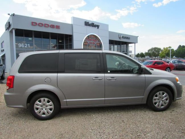 New 2018 Dodge Grand Caravan SE Passenger Van Albuquerque, NM
