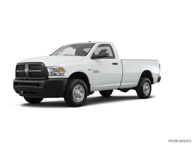 New 2018 Ram 2500 TRADESMAN REGULAR CAB 4X2 8' BOX Regular Cab Albuquerque, NM