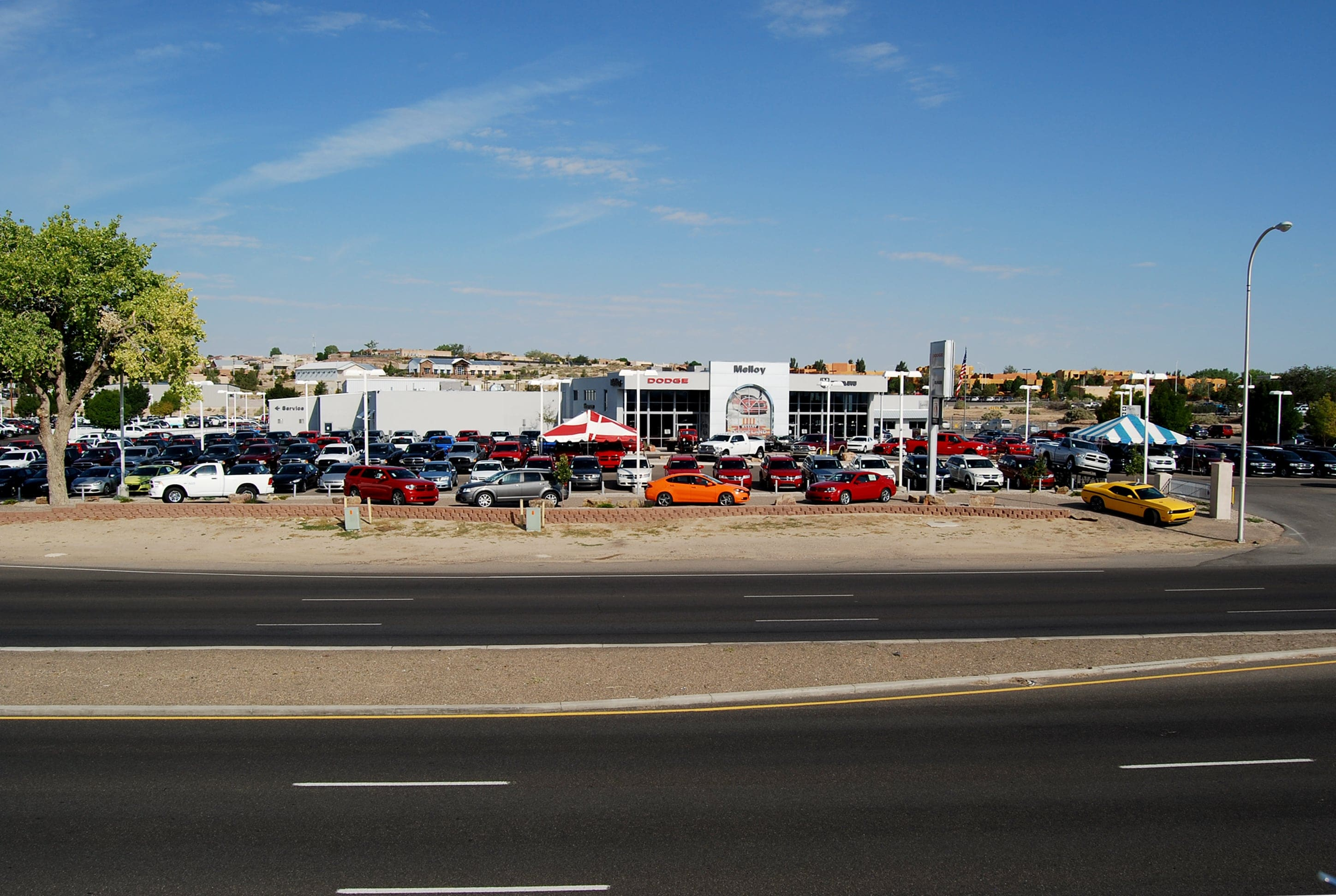 Melloy Dodge l RAM Dodge Albuquerque NM by Santa Fe New Mexico l New Used  Dealership
