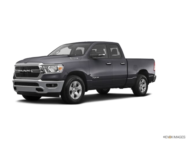 New 2019 Ram 1500 BIG HORN / LONE STAR QUAD CAB 4X4 6'4 BOX Quad Cab Albuquerque, NM