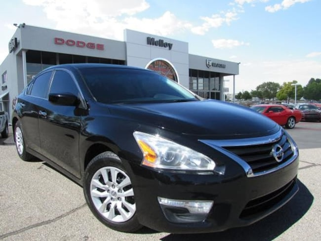 Used 2015 Nissan Altima 2.5 S Sedan 1N4AL3APXFN883678 Albuquerque, NM