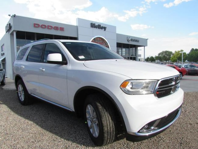 New 2019 Dodge Durango SXT PLUS AWD Sport Utility Albuquerque, NM