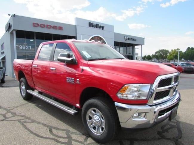 New 2018 Ram 2500 SLT CREW CAB 4X4 6'4 BOX Crew Cab Albuquerque, NM