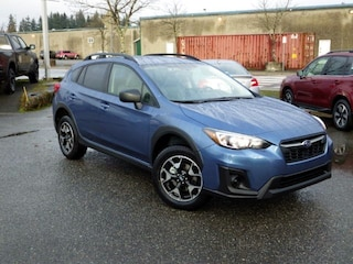 New 2019 Subaru Crosstrek 2.0i SUV 88309 in Juneau, AK