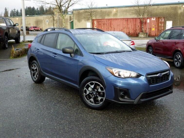 New 2019 Subaru Crosstrek 2.0i SUV For Sale in Juneau, AK