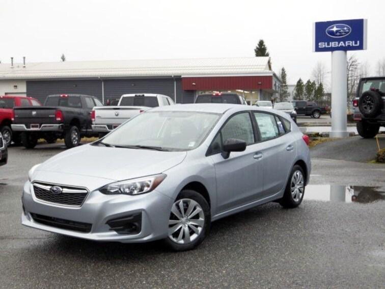 New 2019 Subaru Impreza 2.0i 5-door For Sale in Juneau, AK