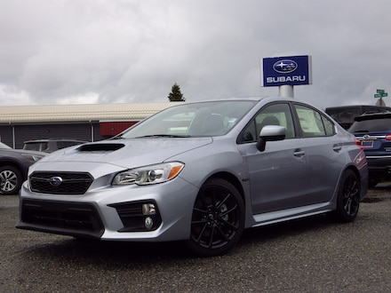 Featured new 2020 Subaru WRX Premium Sedan for sale in Juneau, AK