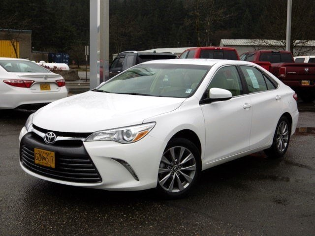 Used 2015 Toyota Camry Sedan in Juneau, AK