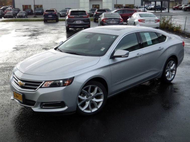 Used 2014 Chevrolet Impala 2LT Sedan Juneau, AK