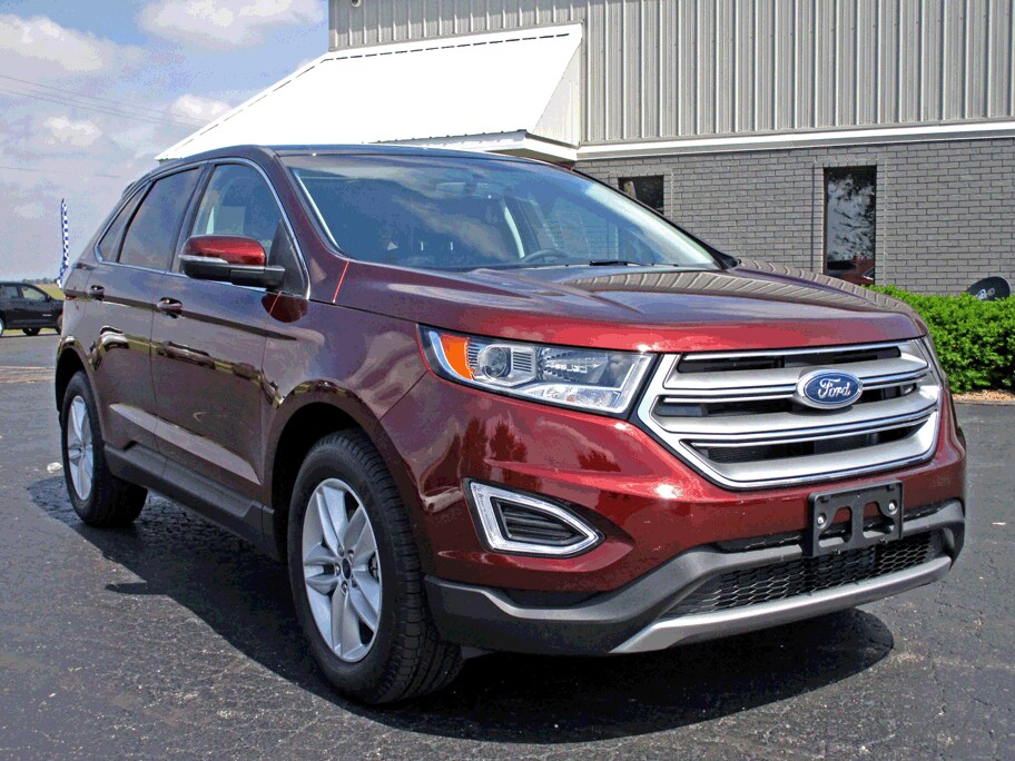 Build A New Ford Suv Cuv