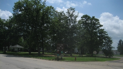 Park in Paw Paw, IL