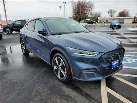 2021 Ford Mustang Mach-E Select All-wheel Drive SUV