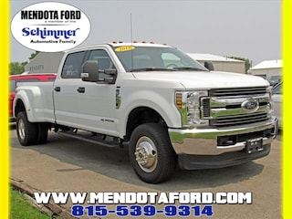 2018 Ford F-350 Super Duty XLT Truck Crew Cab