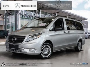 2017 Mercedes-Benz Metris Passenger! Employee Driven! Demo Vehicle! Van