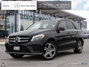 2018 Mercedes-Benz GLE 400 Manager Special! Demo Vehicle! SUV