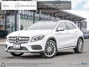 2019 Mercedes-Benz GLA 250 Lightly Driven Employee Demo!  SUV