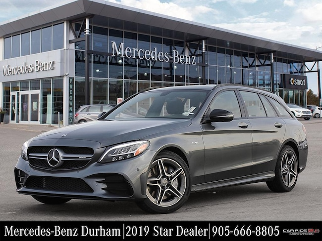 Used 2019 Mercedes-Benz C43 AMG For Sale at Zanchin