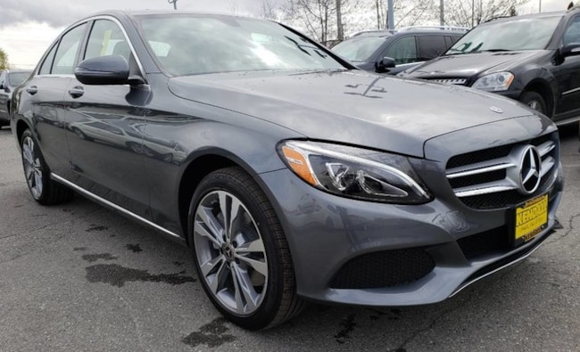 2018 Mercedes-Benz C-Class C 300 4MATIC Sedan