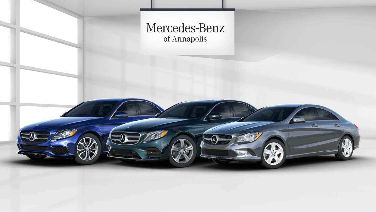 About Mercedes Benz Of Annapolis