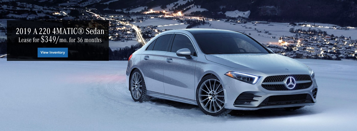 New Mercedes-Benz Lease Specials in Asheville, NC ...