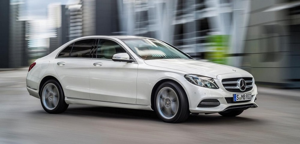 Pre owned 2015 mercedes benz c class for sale in pompano Mercedes benz certified pre owned lease