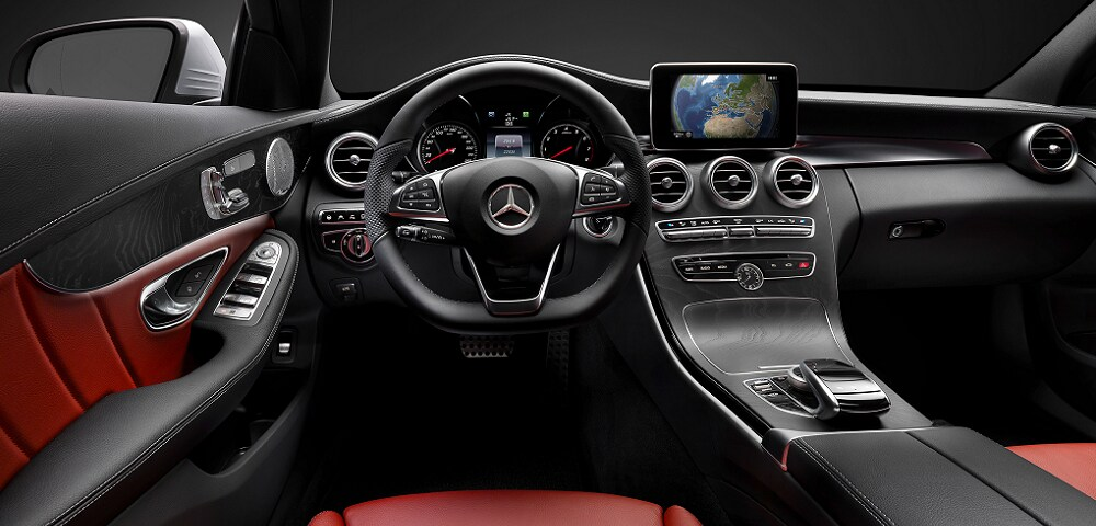 Pre owned 2015 mercedes benz c class for sale in sarasota for Mercedes benz palmetto