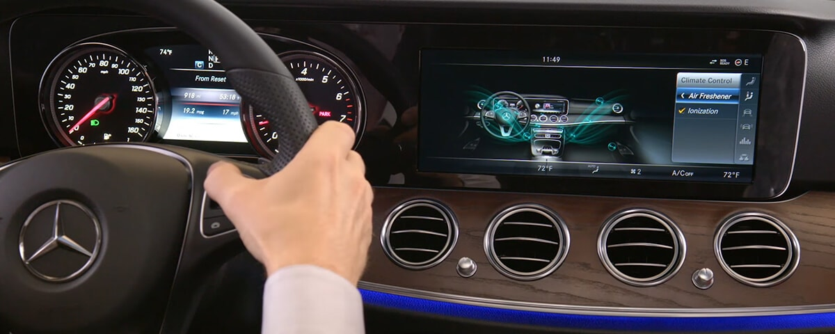Mercedes-Benz Air Balance system