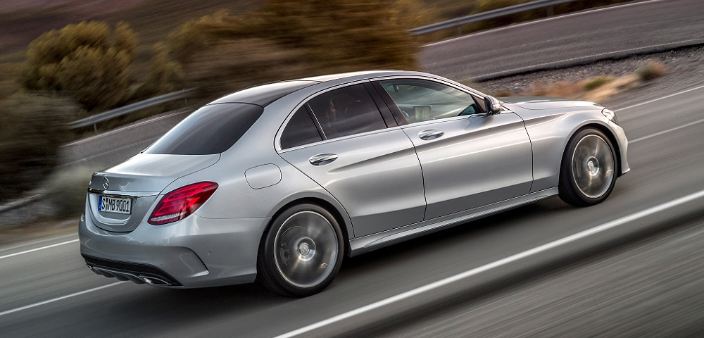 Delightful Browse Your Pre Owned 2015 Mercedes Benz C Class Options Near Bradenton