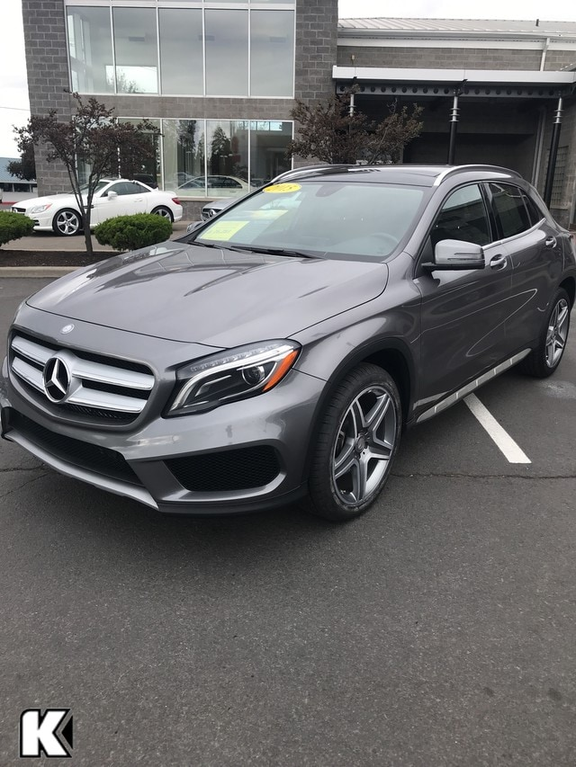 2015 Mercedes Benz GLA 250 4MATIC SUV