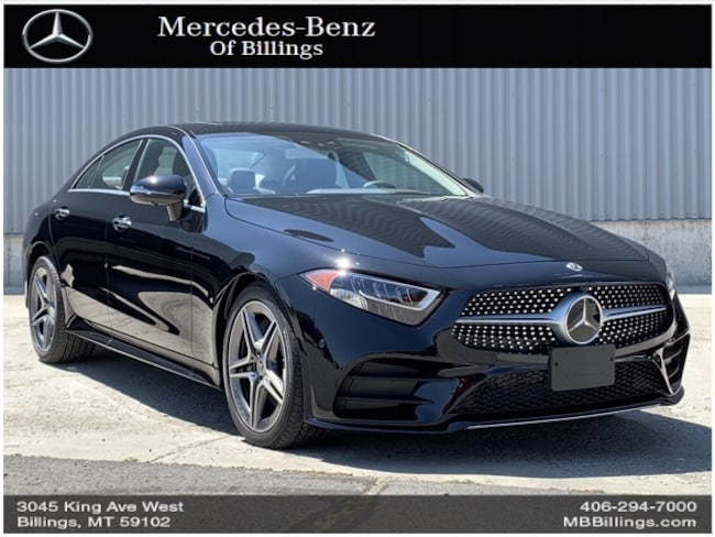 2020 Mercedes-Benz CLS 450 4MATIC Coupe