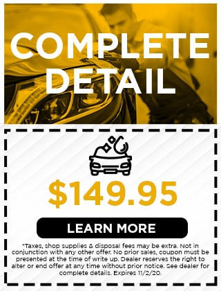 COMPLETE DETAIL - $149.95