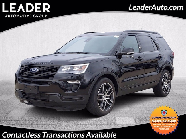 Used Ford Explorer Normal Il