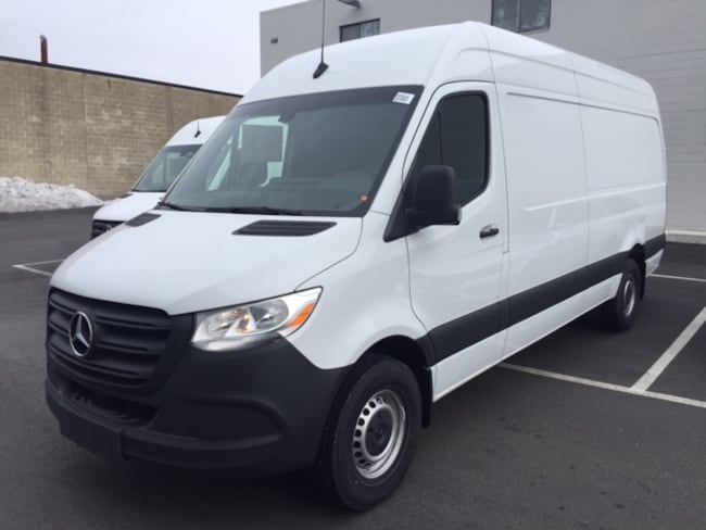 New 2019 Mercedes-Benz Sprinter High Roof Cargo Van Lynnfield