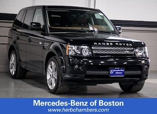 Pre-Owned 2012 Land Rover Range Rover Sport HSE LUX SUV M140429A near Boston