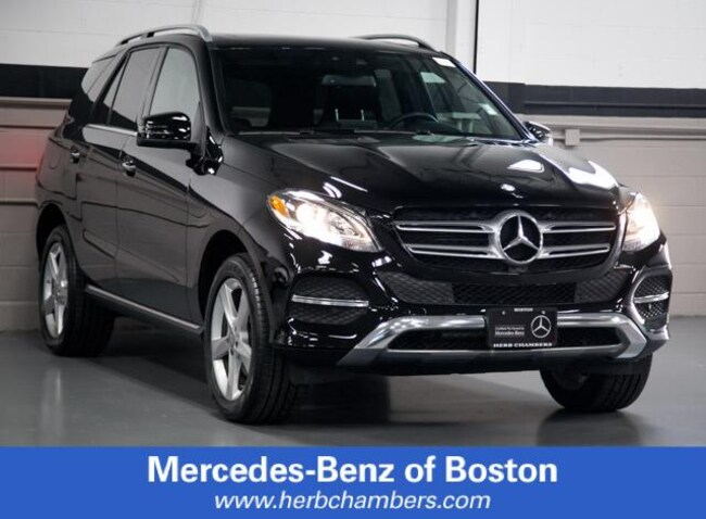 Used 2016 Mercedes-Benz GLE 350 4MATIC  SUV in Boston