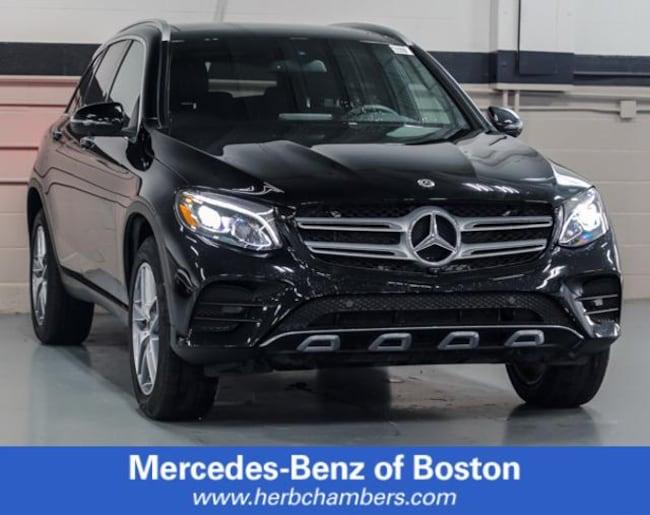Used 2018 Mercedes-Benz GLC 300 4MATIC SUV in Boston