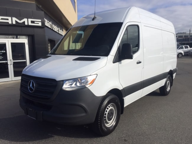 New 2019 Mercedes-Benz Sprinter High Roof Cargo Van Boston Area