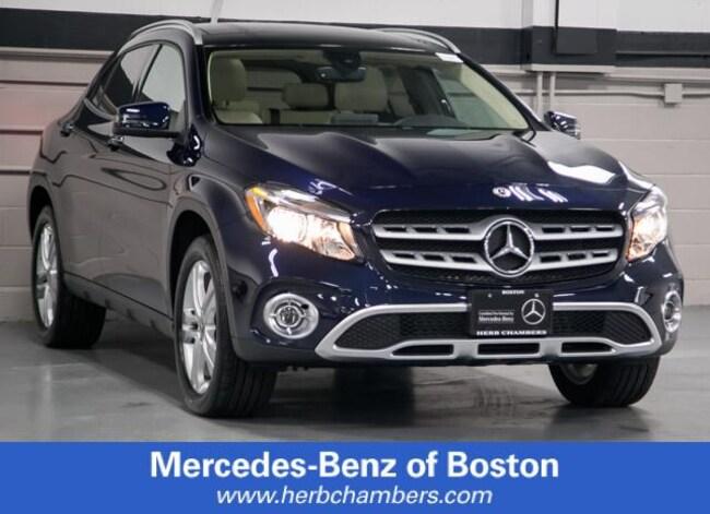 Used 2019 Mercedes-Benz GLA 250 GLA 250 4MATIC SUV in Boston