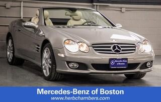 2008 Mercedes-Benz SL-Class V8 Convertible
