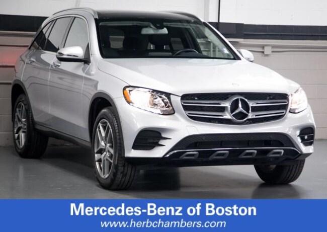 Used 2016 Mercedes-Benz GLC 300 GLC 300 4MATIC SUV in Boston