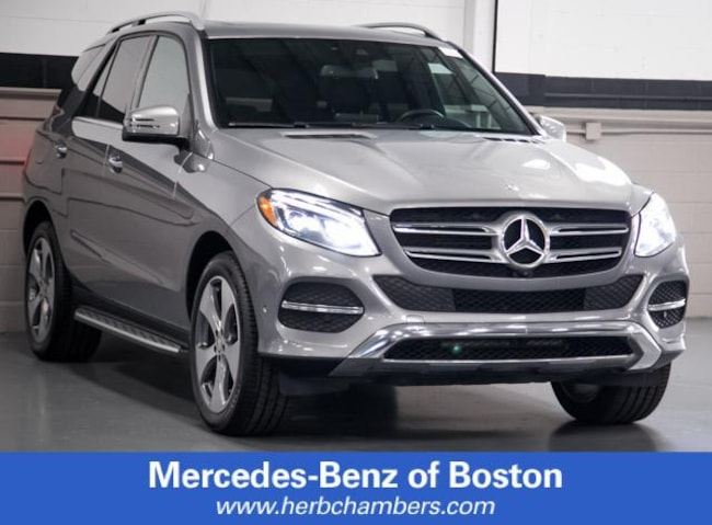 Used 2016 Mercedes-Benz GLE 350 GLE 350 4MATIC SUV in Boston