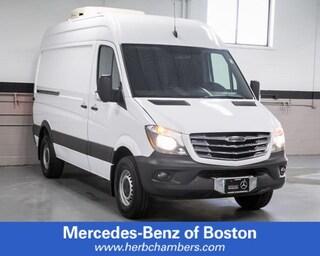 Pre-Owned 2014 Mercedes-Benz Sprinter   High Roof Cargo Van near Boston