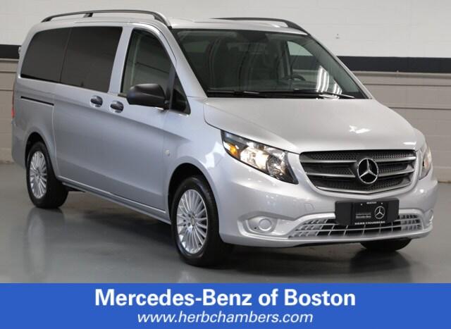 2018 Mercedes-Benz Metris Business Line Passenger Van