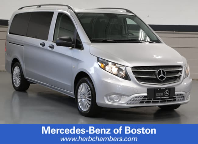 New 2018 Mercedes-Benz Metris Business Line Passenger Van in Boston