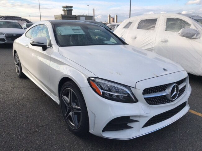 New 2019 Mercedes-Benz C-Class C 300 4MATIC Coupe for sale in Natick MA